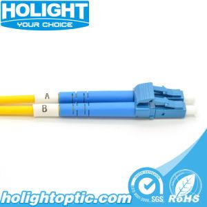 Koord van uitstekende kwaliteit van het Flard van de Vezel het Optische voor LC, Sc, St, FC, MTRJ, E2000, Mu