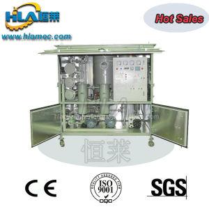 Dvp-100 en la línea de aceite del transformador de alto vacío Máquina purificadora