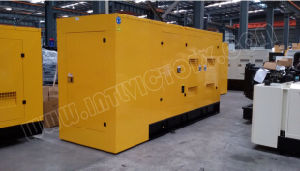 супер молчком тепловозный генератор 720kw/900kVA с UK двигателем Ce/CIQ/Soncap/ISO Perkins