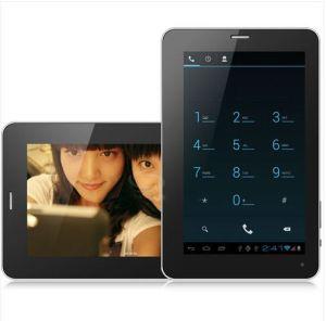Das Telefon, das MITTLERE Tablette 7  A13 Bluetooth Telefon-Tablette G/MAndroid 4.0 1.2GHz nennt, verdoppeln Kamera at&T T-Mobile