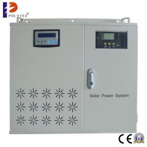 Alta eficiencia 2000va inversor solar híbrido con pila
