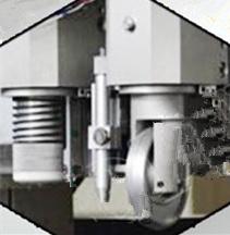 [كنك] يغضّن [كردبوأرد كتّر] مرسام آلة لأنّ صندوق نموذجيّة يجعل