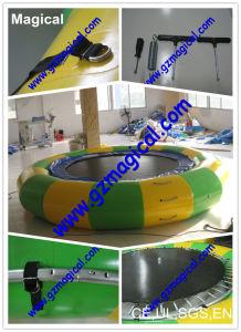 Trampolino gonfiabile del cerchio del trampolino del trampolino gonfiabile gonfiabile dell'acqua (MIC-460)