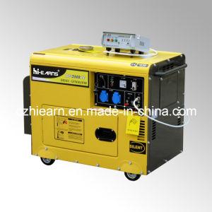 Air-Cooled Silent тип дизельный генератор однофазный (DG3500SE+ATS)