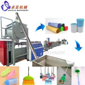 Machine d'extrusion de monofilament PET de haute qualité pour balai intérieur/extérieur en plastique Et brosse