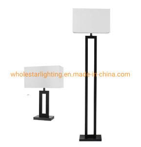 La moderna lámpara de mesa y lámpara de piso - la lámpara (WH-8802)