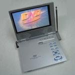 Draagbare Speler DVD/TV/FM (SM102)