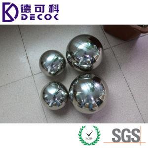 grande acciaio inossidabile vuoto 304 di 100mm 200mm 150mm che guarda fisso sfera