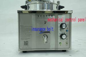 Mdxz-16商業ポテトチップフライヤーか販売のための圧力フライヤー