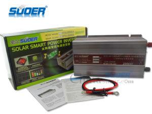 Suoer 2000W 24V 220V de CC a CA inversor (STA-2000B)
