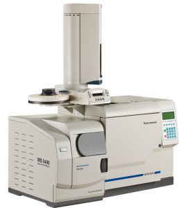 Spettrometro di massa del cromatografo a gas