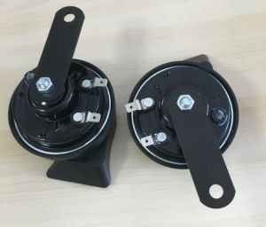 Новый стиль электрический звуковой сигнал звуковой сигнал мотоциклов динамика Super громко голос 115dB