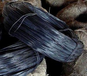 Le fil recuit noir/Acier mou recuit de barres de fer