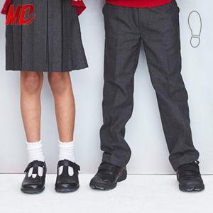 卸し売り活発な様式の学生服の短いスカートおよびズボン