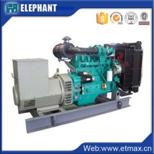 40kw Generator van de Dieselmotor van het 50kVACummins de Open Type