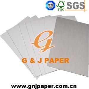 Große Qualitätsduplex-Pappgrau-Rückseite für Verkauf
