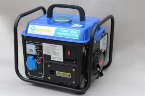 Mini portátil pequeno gerador de gasolina 950 2 tempos