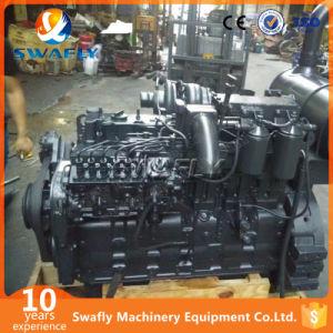 小松6D114の元の新しいディーゼル機関モーター
