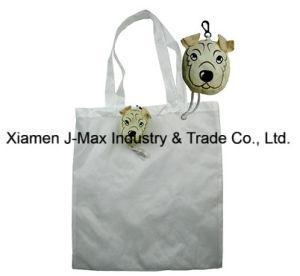 Compras la bolsa plegable promocional, de los animales de estilo de cerdo, reutilizable, ligero, regalos, Accesorios y decoración, bolsas de supermercado