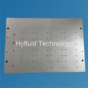 Блок клапанов для воды Double-Side IGBT Heatblock жидкие плиты