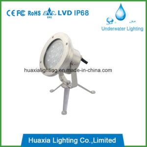9With27W LED Punkt Underwatet im Freien helle Lampe