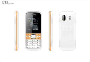 Fabriek Goedkope GSM van de Telefoon van de Eigenschap SIM van 1.8 Duim Dubbele Oudere Mobiele Telefoon met AchterCamera A25