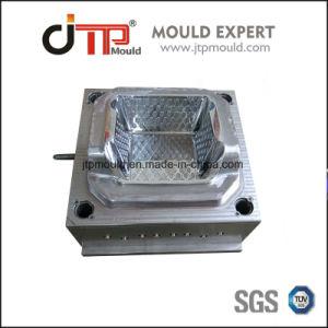 Taça de injeção de plástico do molde em Rack