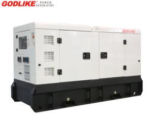 3 Dieselgeneratoren Phasen-Cummins-50kw für Verkauf (4BTA3.9-G2)
