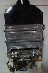 calentador de agua de gas caliente instantáneo, Conducto Flue - (JSD-V2)