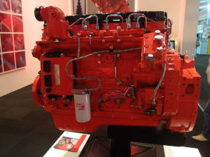 184kw水Cummins冷却の手段のディーゼル機関Isde6.7e4250