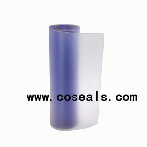 Transparant Plastic pvc- Blad met de Normen van het Bereik