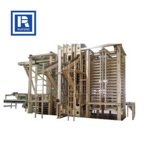 中国から機械を作るフルオートマチックOSB (方向づけられた繊維のボード)