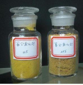PAC/Polyaluminium Chloride voor de Industriële Behandeling van het Afvalwater