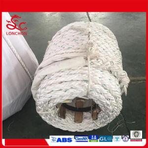 De filament de polypropylène 8 brins de la corde