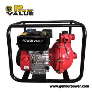 La bomba de alta presión de agua para incendios motor con agua fría