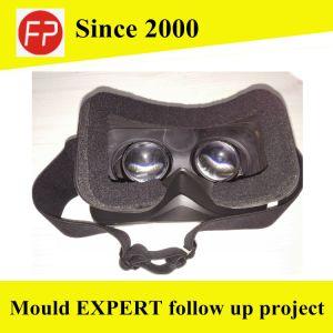 デジタルHandsおよび目によって使用されるプラスチックバーチャルリアリティギヤVrのヘッドセット型