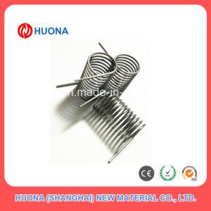 暖房抵抗の物質的な自動車部品の抵抗器のばねの0cr23al5