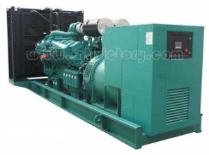 220kw/275kVAはタイプCumminsのディーゼル機関の発電機セットを開く
