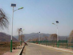 10m 80Wの屋外の照明のための太陽道ライト