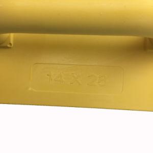 Trowel intonacante di plastica del galleggiante del poliuretano del PVC della gomma piuma dell'unità di elaborazione 90g di 14X28mm