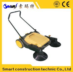 Spazzatrice brandnew di spinta della mano del macchinario di costruzione di SMT-SD