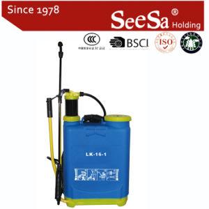 Mochila Mochila 16L/Presión Manual pulverizadoras agrícolas (SX-LC16-1)