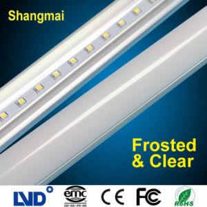 CE/RoHS Approval 2ft /4ft 18W LED Tube T8
