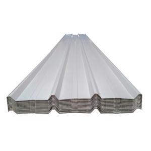 Prepainted оцинкованный гофрированный стальных листа крыши для строительных материалов