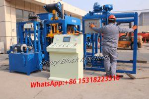 Qt4-20工場のフルオートマチック油圧ヘンリーの空のブロック機械