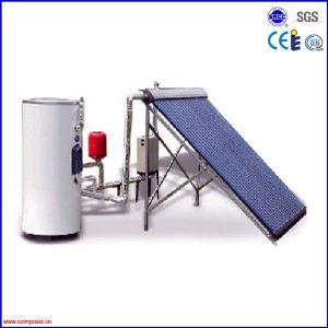 2016太陽給湯装置がループか閉じたループをシステム開く実行中のヒートパイプを分けた
