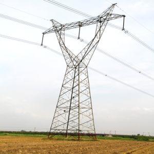 Gehobener Stahl bildete Hochspannungsenergien-Kreisläuf-Aufsatz