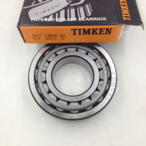 Timken 33287/33462dc Rolle du cône de roulement