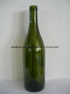 Kappen-Wein-Champagne-Glaswein-Flasche des Korken-750ml