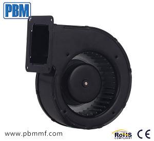 120 mm Ec-dc simple entrada Pequeño centrífugo soplador